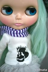 London (r e n a t a) Tags: canon toy doll plastic blythe  boneca melon bigeyed rebelxti