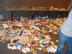 THE MESS AT THE CONVENTION CENTER
