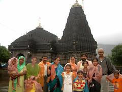 Tryambakeshwar Jyotirlinga Temple Nashik (sujan singh) Tags: shiv nashik tryambakeshwar jyotirlinga