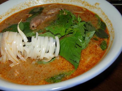 Laotian Laksa