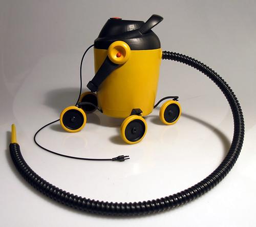 Wet/Dry Vacuum Cleaner: Boreas