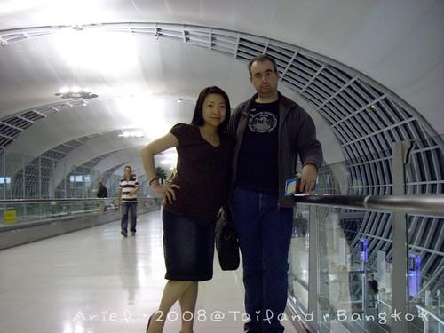Tailand‧Bangkok Airport