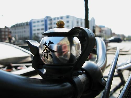 Teapot Bike Bell
