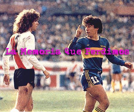 Tarantini vs Perotti - Julio 1981