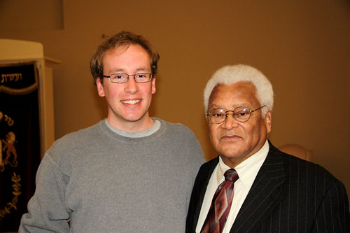 The Reverend James Lawson