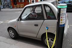 An Open Platform for Electric Car-Charging Networks?