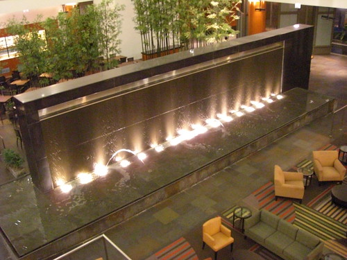 Embassy Suites Lakefront Lobby