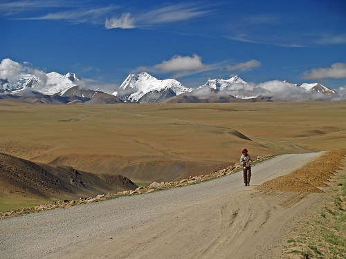 The Road To Tibet: Crossing The Friendship Highway