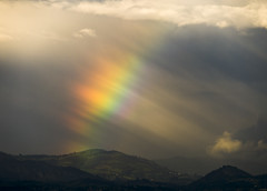 Mayo (jtsoft) Tags: sunset arcoiris landscape faro asturias olympus nubes frommywindow e510 zd50200mm jtsoftorg
