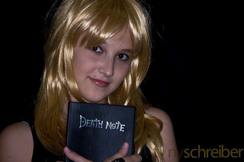 Death Note Misa Amane Cosplay Fotos