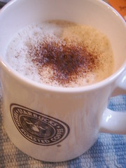 capuccino at home