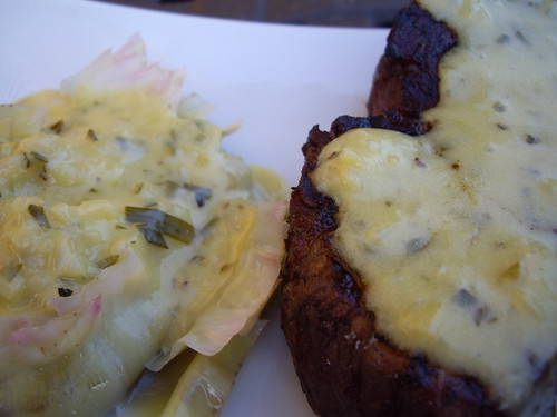 Filet Mignon with Bearnaise
