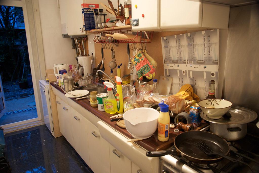 Kitchen Auto WB Nikon D80