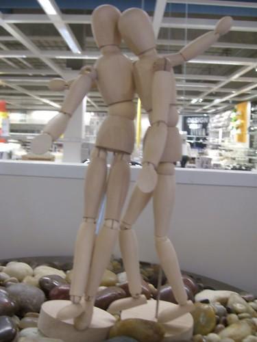 IKEA hug