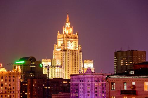 Московская крыша