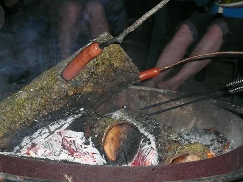 wiener roast