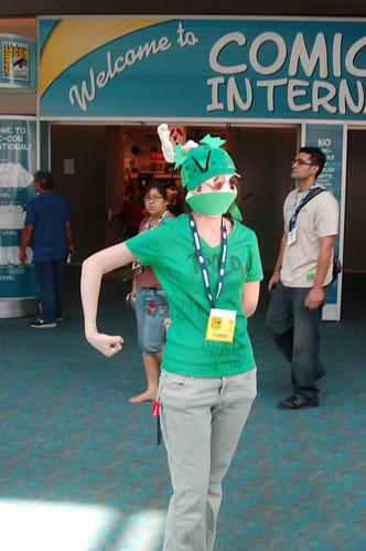 Comic Con 2008: Trogdor the Burninator
