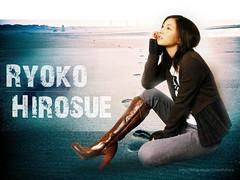 Ryoko Hirosue wallpaper