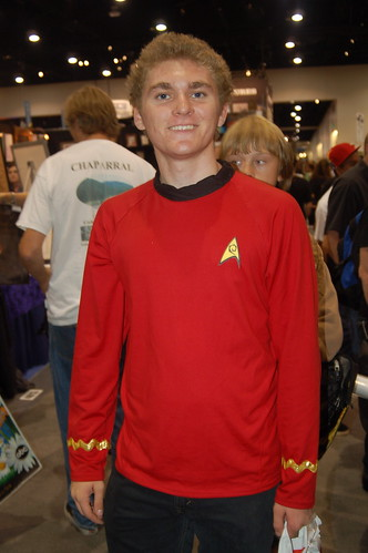 Comic Con 2008: Red Shirt