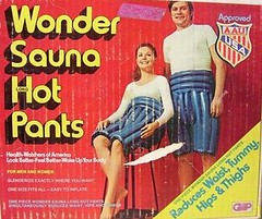 Wonder Sauna Long Hot Pants (SA_Steve) Tags: old retro inflatable packaging cameltoe sauna hotpants mpa foundontheweb wondersaunahotpants ifthesebelongtoyou letmeknowandillattributeorremovethem