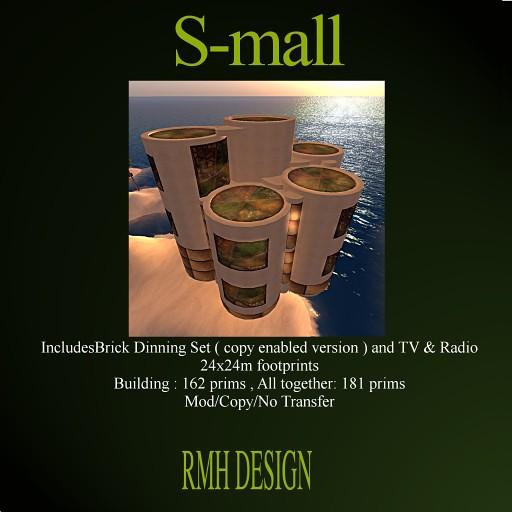 S-Mall by Reiji Mills