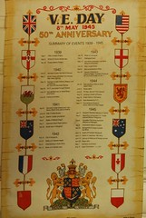 VE Day 50th Anniversary UK 014 (emmajay2008) Tags: vintage tea towels screened