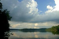 Desert Lake, Ontario - land of the big sky
