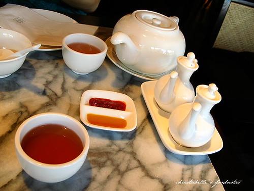 故宮晶華奉茶
