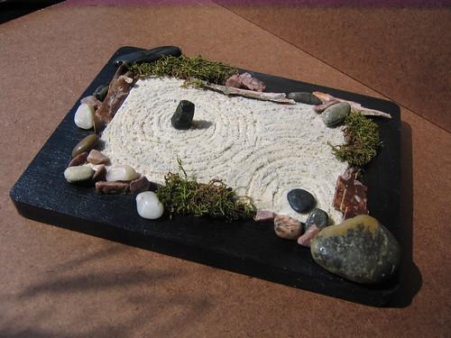 What A Mini Rock Garden Is Mini Zen Garden