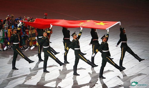 Beijing 2008 Olympic Opening - (5) by you.