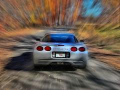 Zoom Zoom Corvette