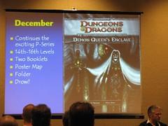 D&D Q&A: December 2008