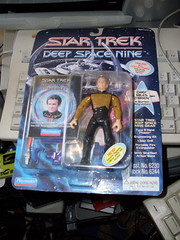 Star Trek: Deep Space Nine Chief Miles O'Brien Action Figure