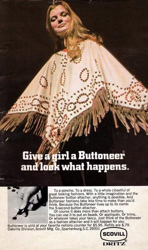 1970 Buttoneer