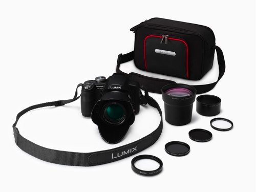 Panasonic FZ28 and accessories