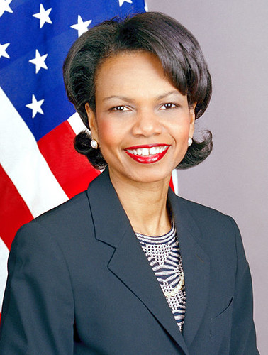 Condoleezza Rice by you.