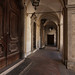 Napoli, Ospedale Incurabili portici della Farmacia storica
