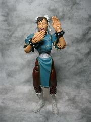 chun li laugh (nuo2x2) Tags: street toys li fighter action chun figure laugh figures articulated streetfighter nuo2x2