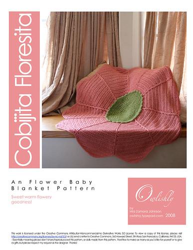 Cobijita floresita pattern page 1