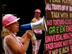Code Pink at the RNC