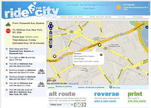 ridethecity