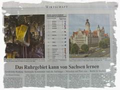 Das Ruhrgebiet kann von Sachsen lernen