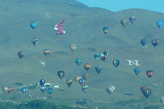 Energizer Bunny Balloon, Reno