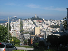 Telegraph Hill (Russian Hill, California, United States) Photo