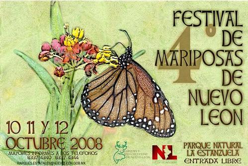 4° Festival de Mariposas 2008