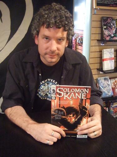 Dark Horse Writer/Editor Scott Allie