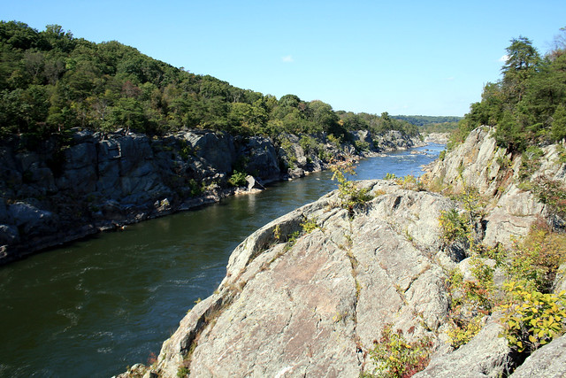 Potomac's Mather Gorge