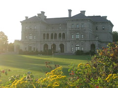Cliff Walk Near the Mansions of Newport, Rhode Island (StJenna) Tags: rhodeisland newport mansions