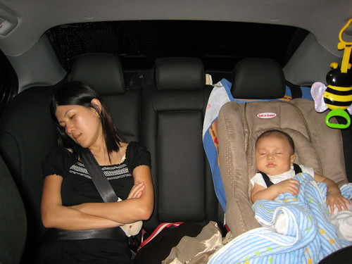 Sleepyheads ...
