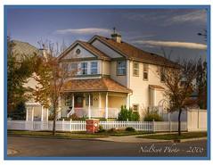 MacKenzie Towne Home (Ian H. Neilson) Tags: homes birds bushes lochlomand mackenziehousesinverness countryhomehdrbeautifullight mackenzietowne